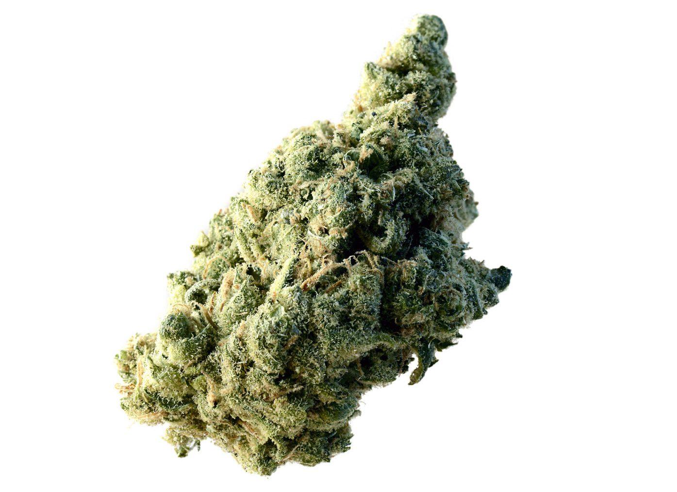 Lemon Ice cannabis tegen angst