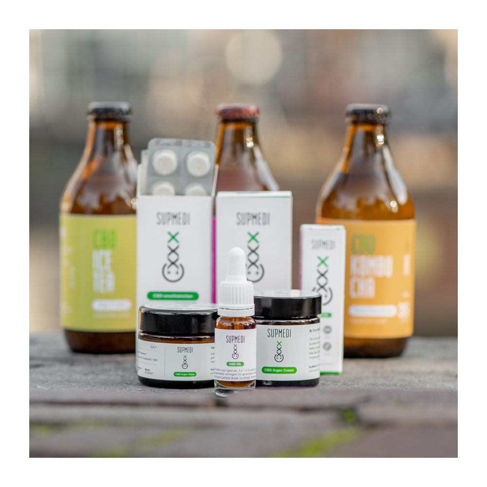 CBD Products pain relief