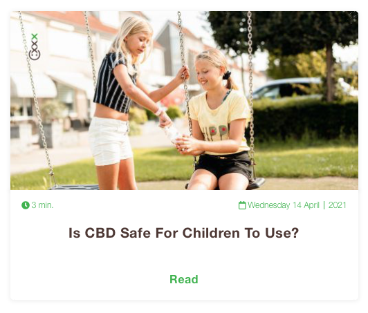 cbd for kids