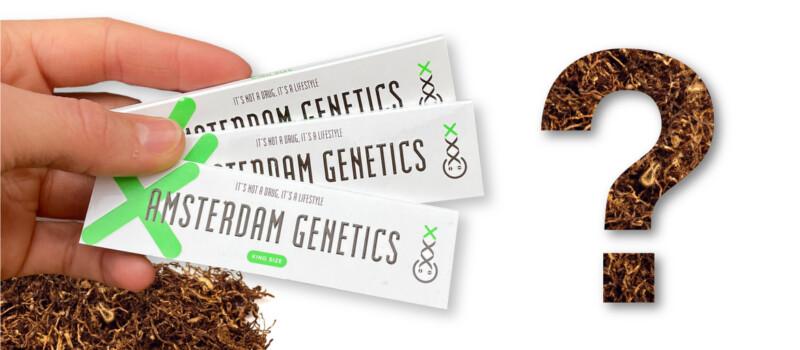 cannabis tabak